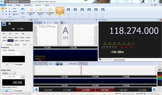 SDR-Radio v2
