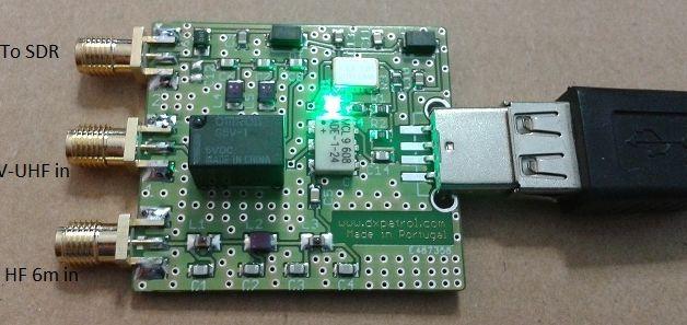 SDR converter