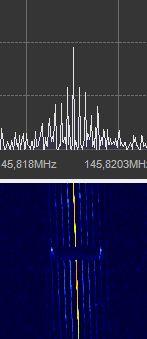 Triton telemetri 1k2 PSK packet