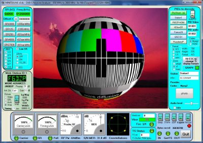 Minitioune Software by Jean-Pierre Courjaud F6DZP